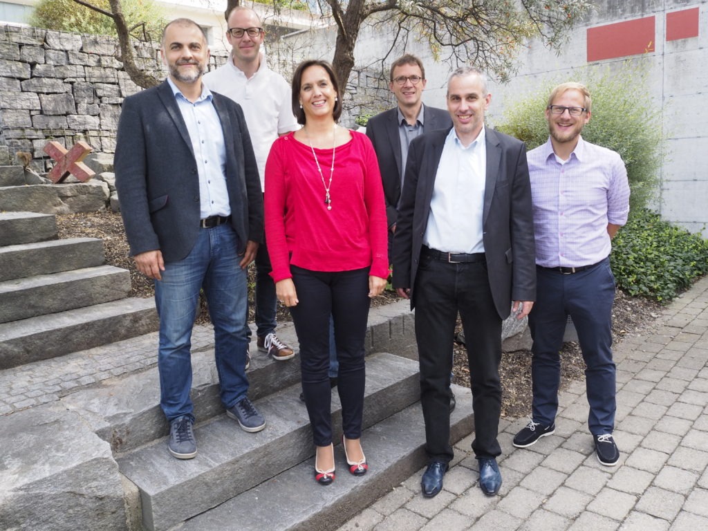 Kickoff Meeting Vaduz, Group Picture